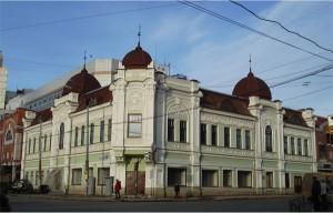 Дом Первушина Е.И